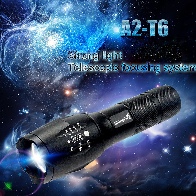 Светодиодный фонарь Lanterna CAEE T6 - Портативное освещение