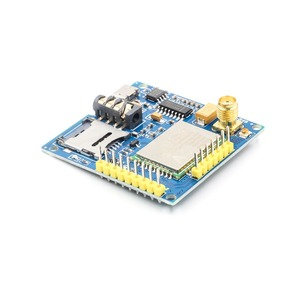 Image 3 - 1Set A6 GSM GPRS وحدة TTL/RS232 المسلسل الأساسية مجلس التنمية مع هوائي GPRS النص نقل البيانات اللاسلكية استبدال SIM900