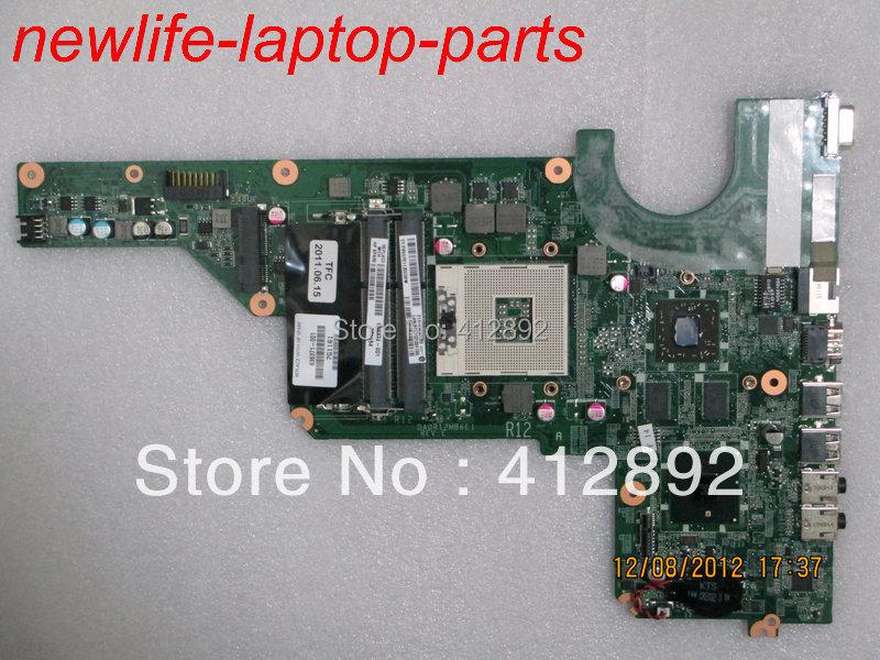 original G4 G6 font b motherboard b font 636371 001 DA0R12MB6E1 31R12MB0020 DDR3 100 work test