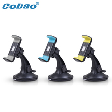 Cobao Universal Car Phone Holder Mount Windshield Sucker For iPhone 5s 6 6s 7 Plus Samsung HTC Smartphones GPS Stand Dock