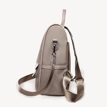 Anti Theft Women Backpacks 2018 Female Big Backpack Casual Travel School Bags Oxford Shoulder bags Girls Nylon Bagpack mochila