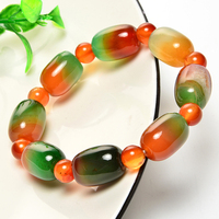 JIUDUO Free shipping Gao files luxurious natural agate bracelet 100% genuine neutral fashion gift factory wholesale price