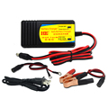 High Quality EU/US Standard Lead Acid Battery Charger Motorcycle Car Charger DC13.8V 3A 12V Charger For Battery 12V10-30AH