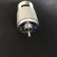 Large torque High power motor 775 DC motor 12V 300W 18500 rpm DIY