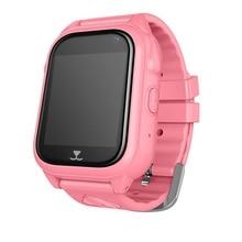 T11 Relógio Inteligente Crianças Moda Casual 1.44 'Tela Colorida Pulseira de Silicone Do Jogo GSM Telefone Do Relógio com Alarme SOS LBS rastreador
