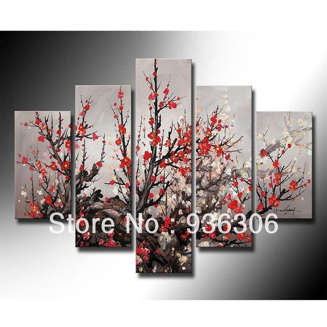 Día de San Valentín regalo chino Festival pintura al óleo para sala ...