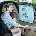 Creative Suck Car Side Window Curtain Sunshade Sucker Mount Adjustable Auto Windows Sun Shades Blinds For Children Baby Car Seat