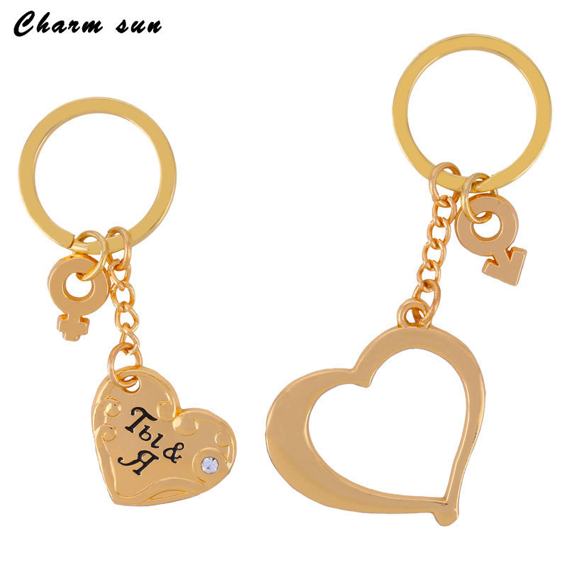 keychain wedding favors valentine day gift for women Keychain for the  couple