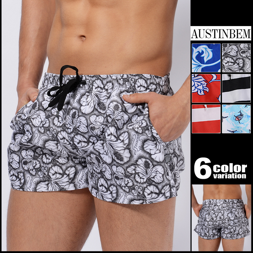 Wholesale new men's   board     shorts   beach   shorts   surfing bermudas masculina de marca men boardshorts surf 30402