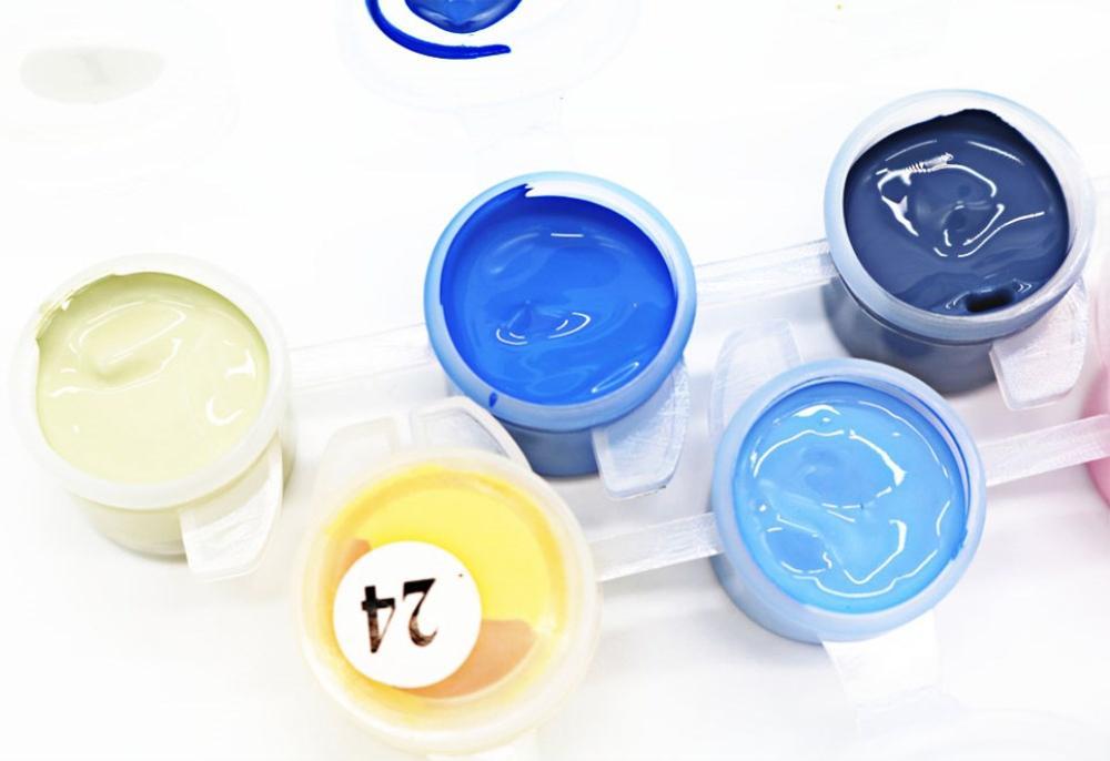 TwoSteps DIY цифровой холст масло Краски ing по номерам раскраски по номерам современные большие акриловые Краски по количеству Наборы время traveler