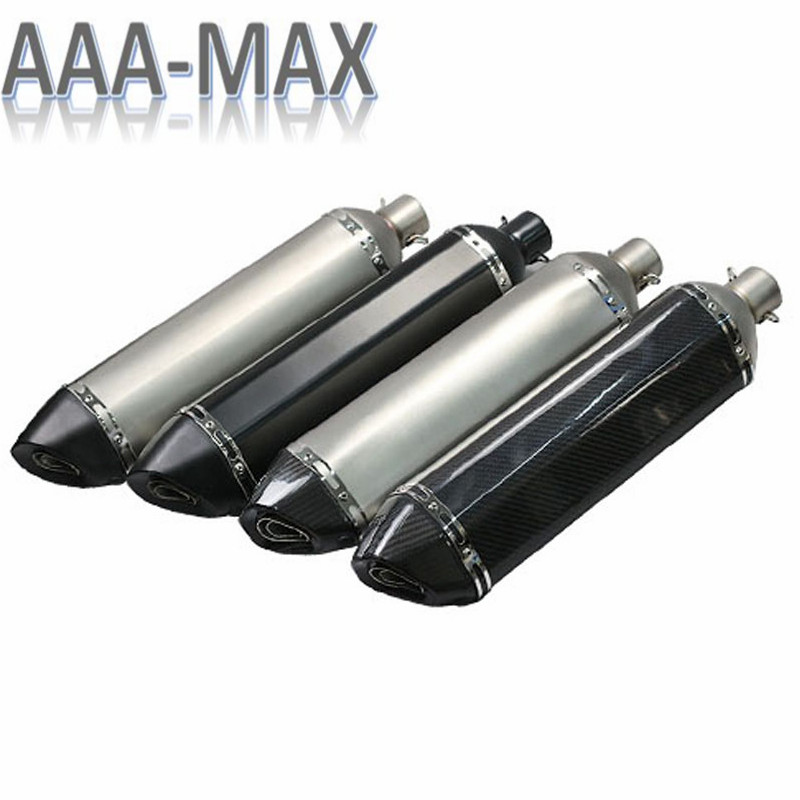 HOT SALE] 57CM 570MM Motocross 51mm For Exhaust Motorcycle