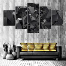3D Abstract Modern Picture Wall Art for Home Decor Oil Painting on Canvas Modular High Quality Cool Fashion Gifts