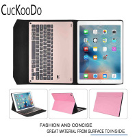 For IPad Pro 9 7inch Ultra Thin Aluminum Wireless Bluetooth Keyboard Cover Case For IPad Pro