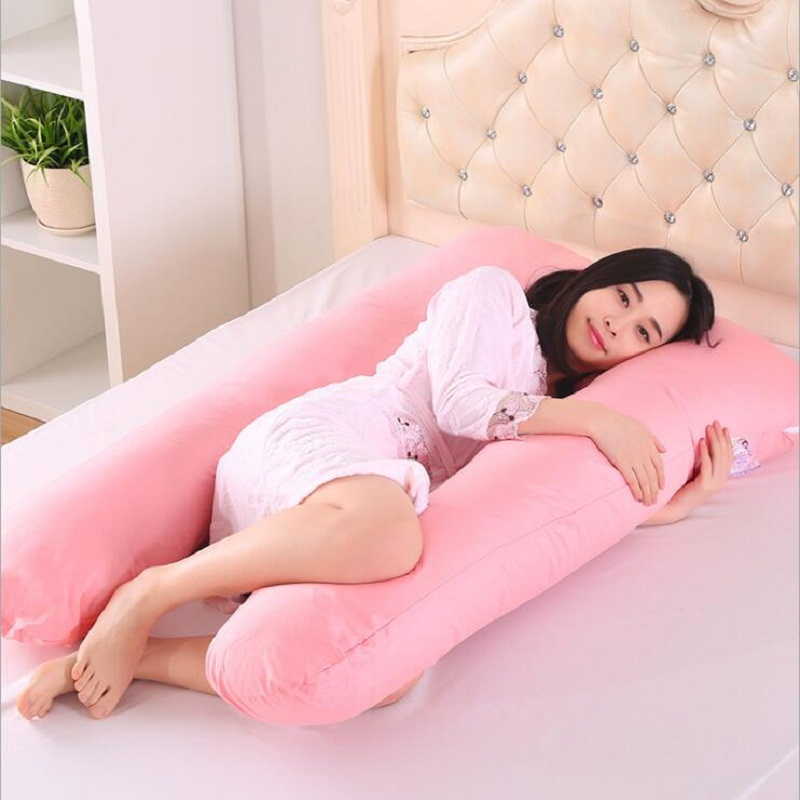 Pregnancy full Body Comfortable pillow - Pregnancy Side Sleeper cushion
