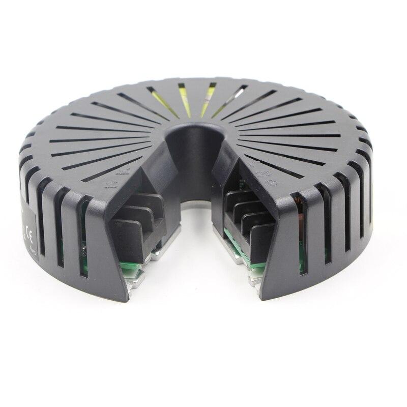 150W 12.5A Lighting Transformers 110V 220V to DC 12V 24V LED Driver Black Round Thin AC DC Power Adapter LED Strip Power Supply стоимость