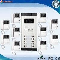 4 3 Zoll 1V10 Innenmonitor Drahtgebundenen Intercom Video-türsprech