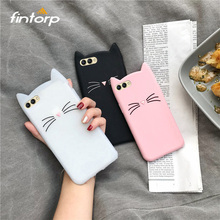 Case For Huawei P8 P9 P10 Lite P8 Lite 2017 P20 Plus Cat Silicone Cover For Huawei P Smart Nova 2S Mate 10 20 Lite P30 Pro Case цены