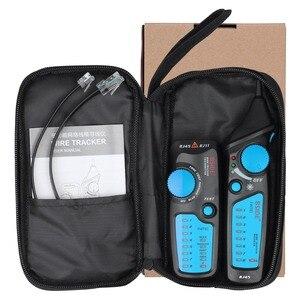 Image 5 - Ağ Ethernet kablosu LAN Tester Tracker telefon RJ45 RJ11 tel USB kablosu dedektörü bulucu araçları
