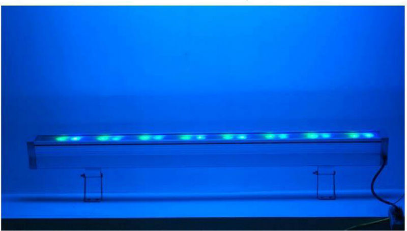 18W LED Wall Washer Luz RGB/W/R/G/B/Y/WW 85 -265V Epistar Chip de CE 50000h RoHS lâmpada pilar