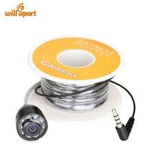 Podwodne Połowy 800TVL IR Kamera 15 m Kabel do Kamery Wideo Fish Finder FF112 (Bez Monitora)