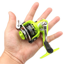Mini spinning fishing reel 800 type 5 1BB portable rock fishing wheel ice fishing reel