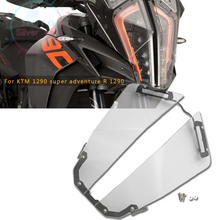 For Motorcycle accessories KTM 1290 super adventure R Headlight Protector Guard Lense Cover