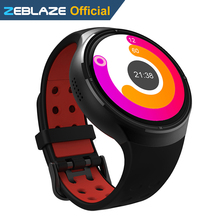 Hot 2017 Zeblaze THOR 3G Smart Watch Phone Support Android 5.1 MTK6580 1G+16G Wifi Bluetooth GPS Smartwatch For Android IOS