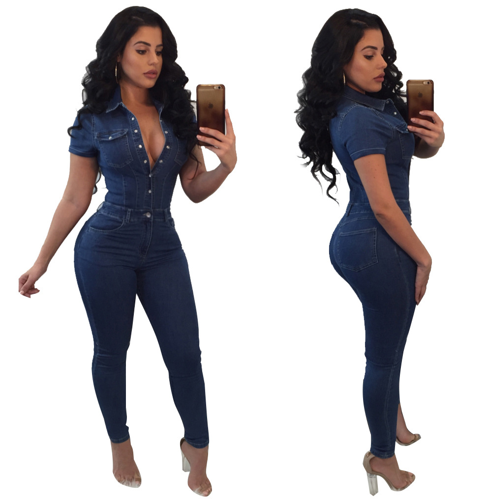 On Trend And Elegant Looks For: One Piece Jumpsuits For Women 2018 Plus Size Fashion
