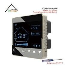HESSWAY NDIR CDOAS CO2 gas regulator controller for 3 speed air system стоимость