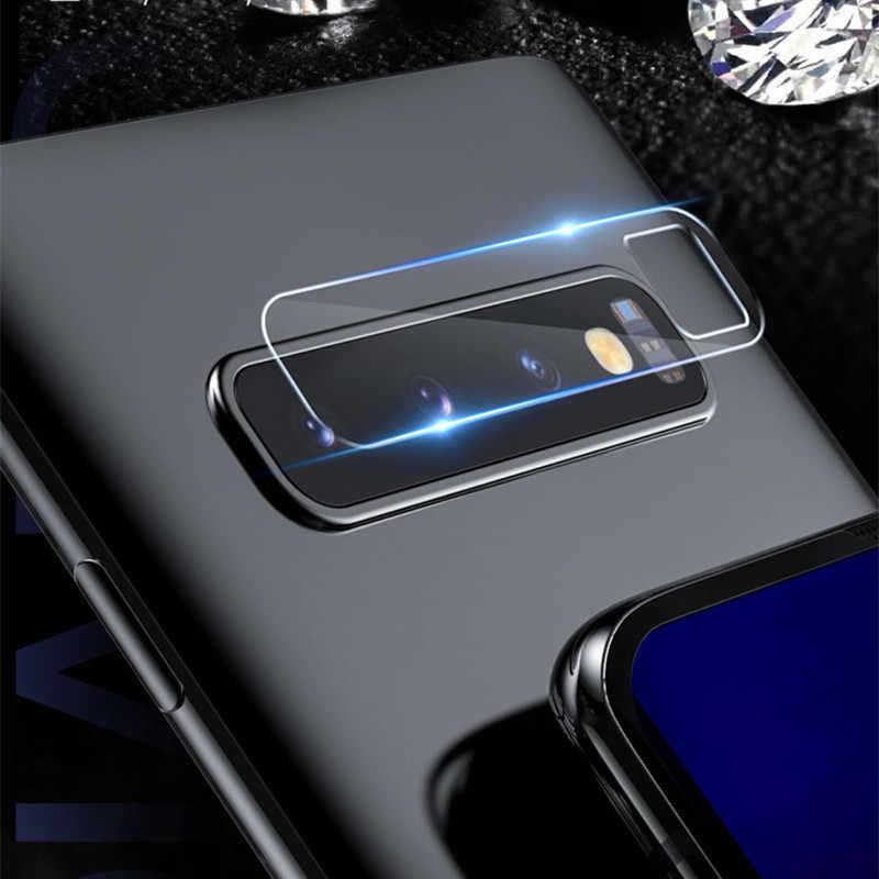 Камера объектива Стекло для samsung Galaxy S10 lite S8 S9 плюс Примечание 8 9 закаленное Стекло пленка для S7 края задней линзы защитный