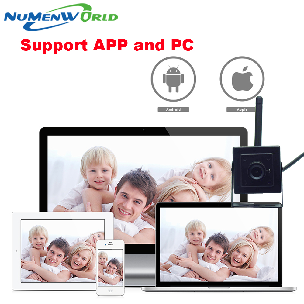 Mini Wireless IP cam 720P SD HD P2P 802.11b/g/n wifi network IP Camera Micro TF Card Surveillance Camera audio IOS&Android APP