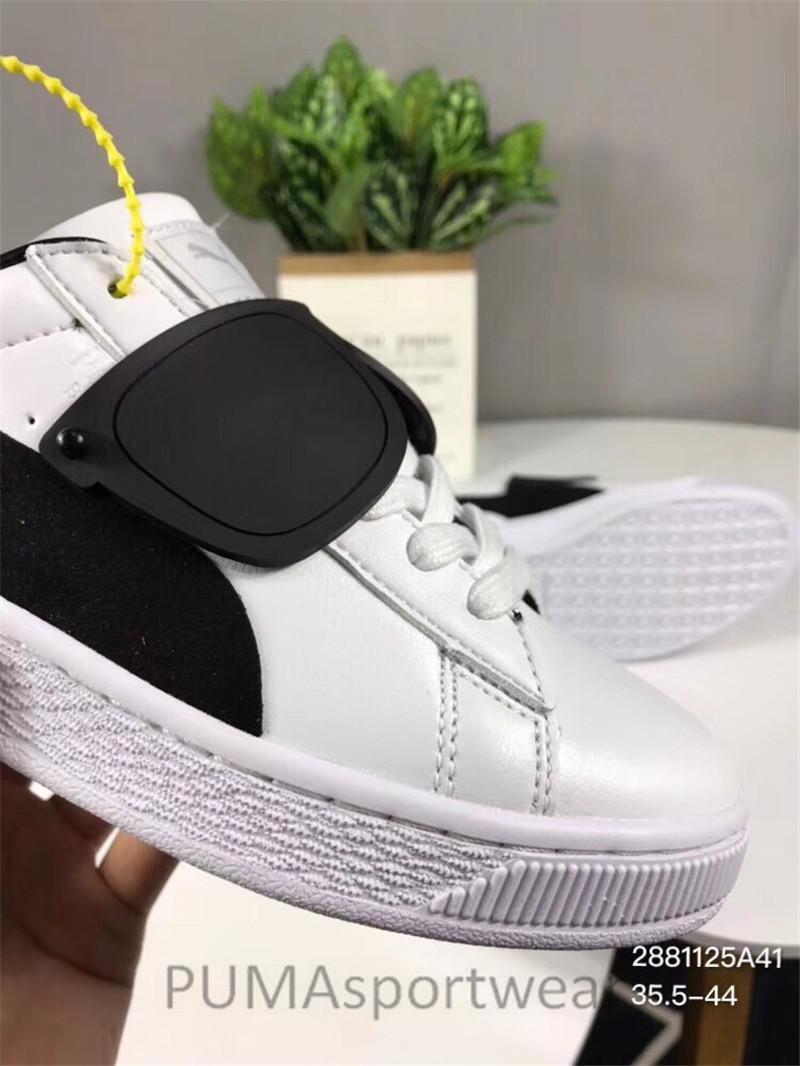 65a92ca1d069 2018 New PUMA Magic Buckle Classic Sneaker Thick soles Shoes ...