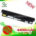 Golooloo preto bateria do portátil para ibm lenovo ideapad s10-2 l09c3b11 l09s3b11 l09s6y11 l09c6y12 l09c3b12 l09m3b11 l09m6y11