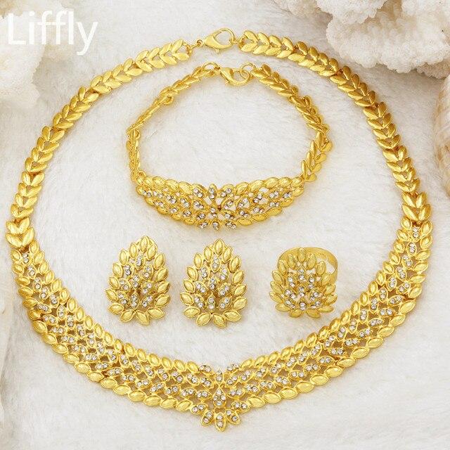AAAAAA Luxury Dubai Bridal Jewelry Wedding Italy African Bead
