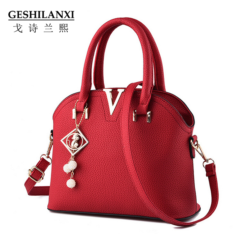 Italian Designer Of High Quality Solid Color Pearl Decorative Bags Handbags Women Famous Brands Bag Messenger In Top Handle From