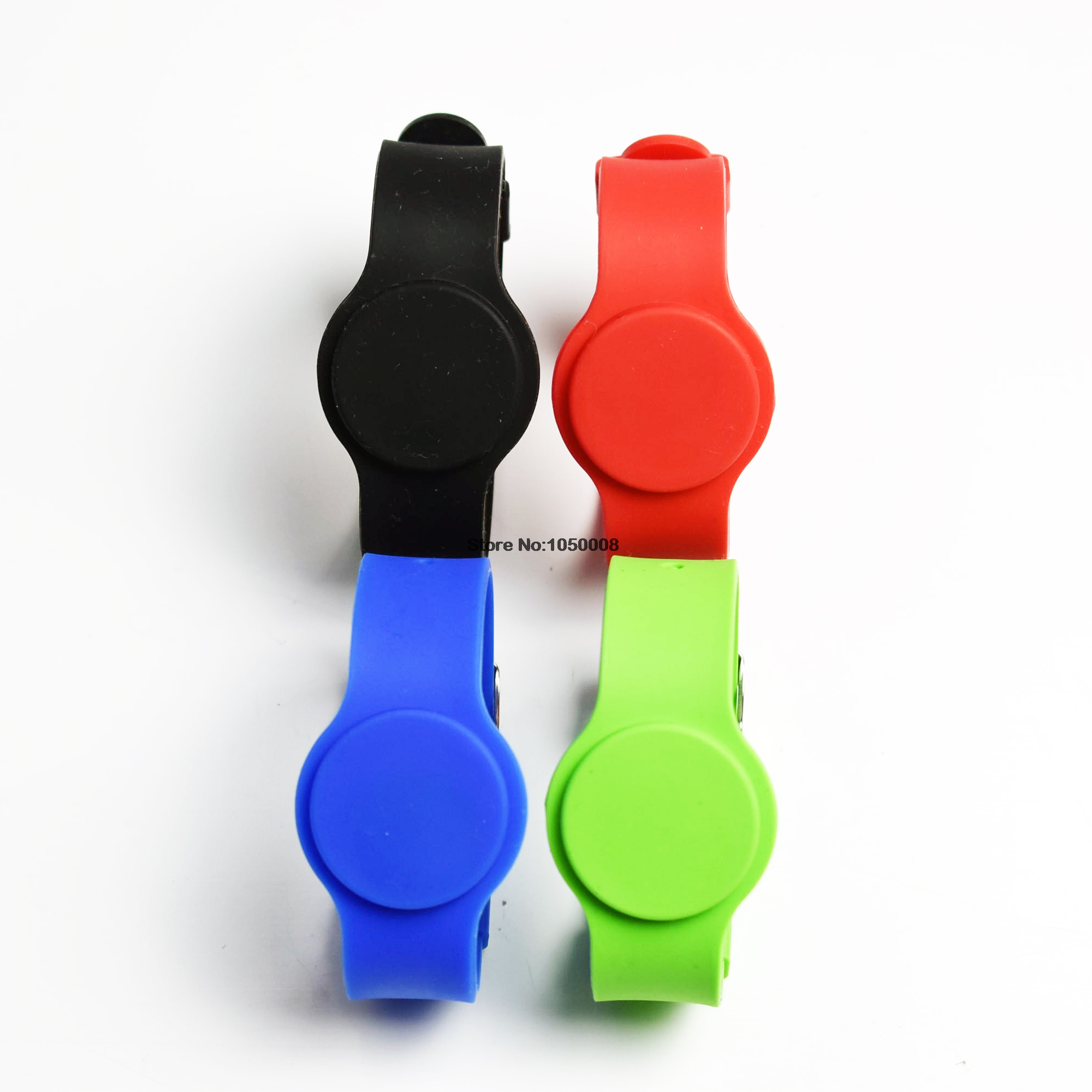 50pcs 13.56Mhz UID Changeable MF 1K S50 NFC Bracelet RFID Wristband Chinese Magic Card Back Door Rewritable S50 Card чехол k s kids для k magic