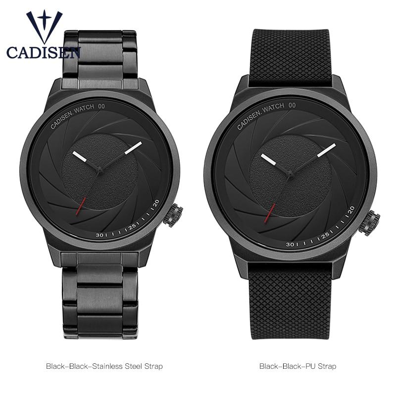 男性腕時計CADISEN - メンズ腕時計 - 写真 6