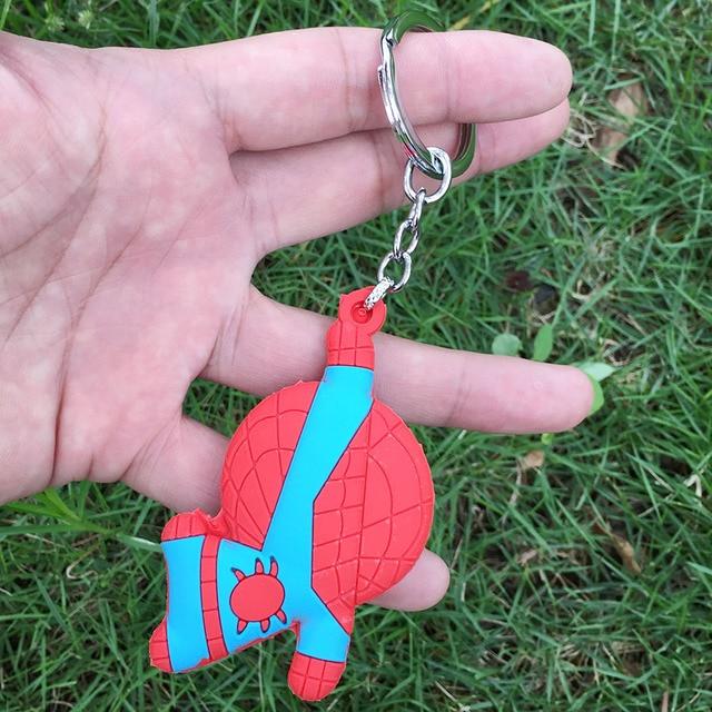 Шнурок с карабином и брелком Человек паук 3