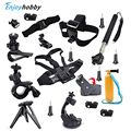 OliYin Travel Bundle Set Professional Accessories Palo Monopod Stick Tripod For Sony Action Cam HDR AS20 AS15 AS100V AS30V AZ1