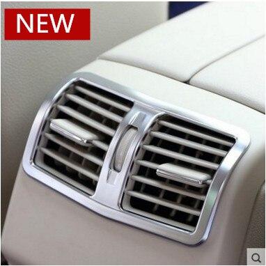 Arrière de voiture Climatisation outlet Vent Couverture pour 2013-2016 Mercedes Benz classe E W212 W213 E200L E260L E300L