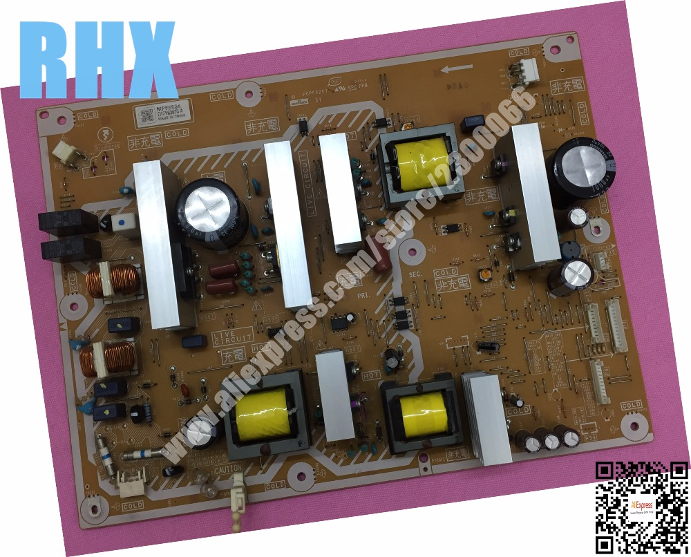 TH- P50X20C power panel PCPF0257 MPF6904 is used 42pfl9509 power panel 2300kpg109a f is used
