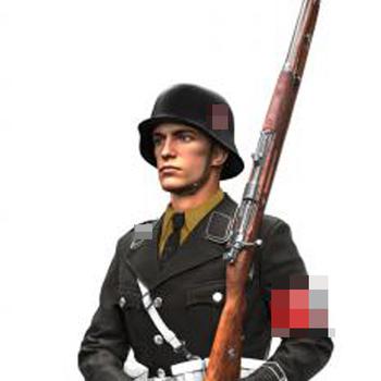 1 35 II wojny światowej żołnierz oficer 1939 żywica Model żołnierz GK motyw wojskowy z II wojny światowej niezmontowany i niepomalowany tanie i dobre opinie Unisex Military Z żywicy Półprodukt Montaż Zachodnia animacja Części i komponenty dla żołnierzy Żołnierz element zestawu