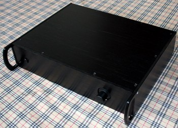 WA32 Full Aluminum chassis amplifier case enclosure headphone Cabinet DAC box