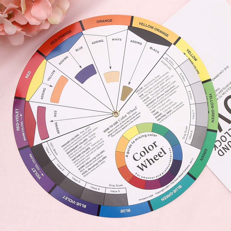 Buy Color Wheel Makeup And Get Free Shipping On Aliexpress