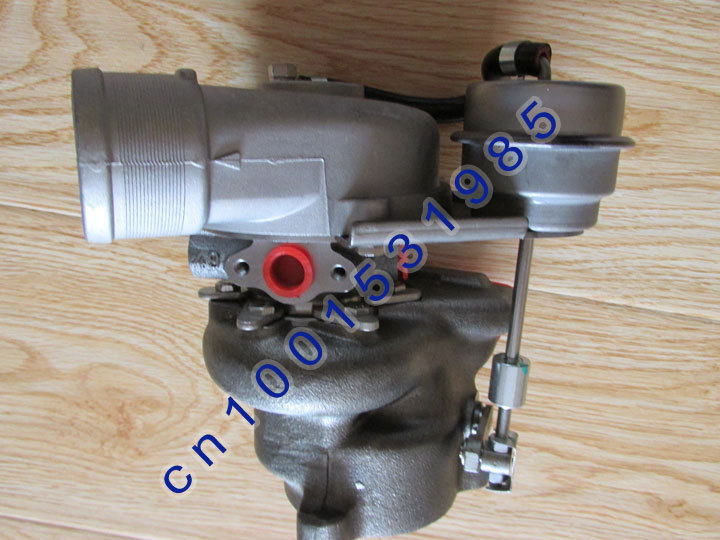 TURBOCHCARGER K04 15 53049700015 FOR A4 upgraded 1.8LP WITH 5V longs/along ENGINE|Turbocharger|   -