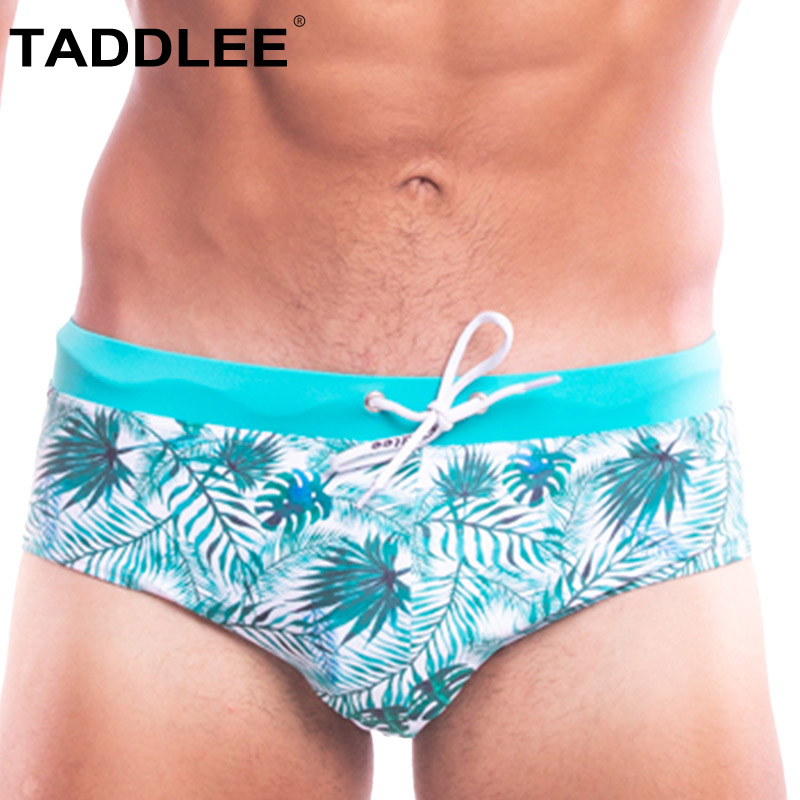 73a87bebbc4 Taddlee Brand New Sexy Swimwear Men's Swimsuits Beach Boxer Briefs Bikini  Bathing Suits Man Board Trunks Shorts Gay Penis Pouch