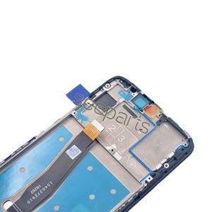 Image 5 - Orijinal LCD Huawei P akıllı için 2019 ekran dokunmatik ekran Digitizer P akıllı 2019 LCD POT LX1 LX1AF LX2J LX1RUA LX3 ekran