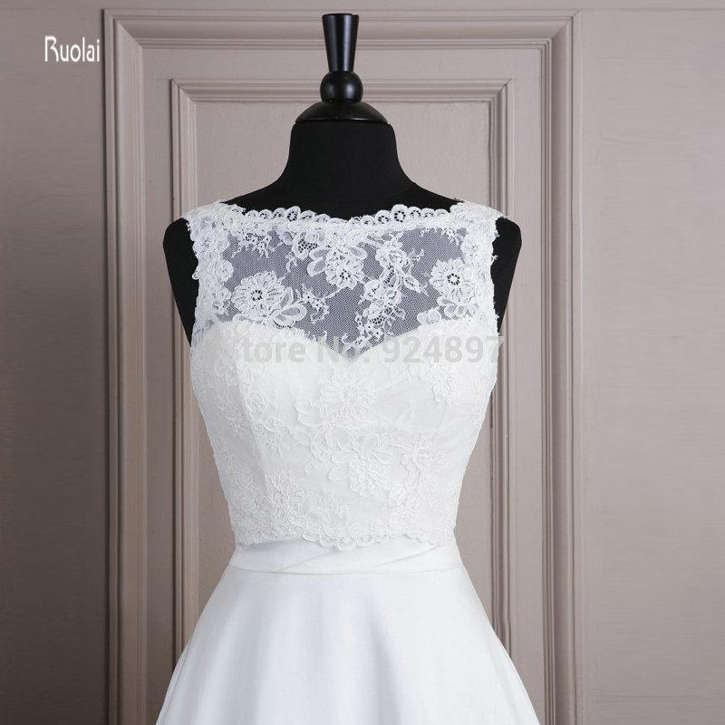 Chaude Dentelle Applique de mariage bolero veste de mariage boléro de mariée  Mariage Wrap accessoires de mariage bolero casamento (BOLE-1001) 8e01e49c045