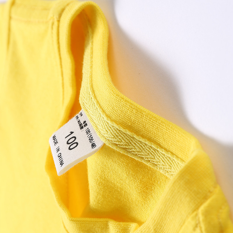 2019 new children 39 s clothing children 39 s summer short sleeved boy excavator bottoming shirt baby cotton half sleeve T shirt top in T Shirts from Mother amp Kids