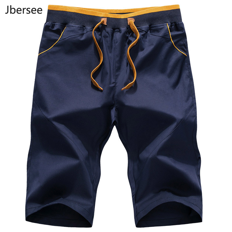2018 Casual Summer Shorts Men Short Pants Quick Dryingr Clothing Shorts Beach Cotton Shorts Men Fashion Brand Boardshorts M-5XL